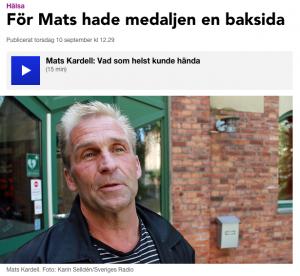 Sveriges Radio dokumentär MAts KArdell