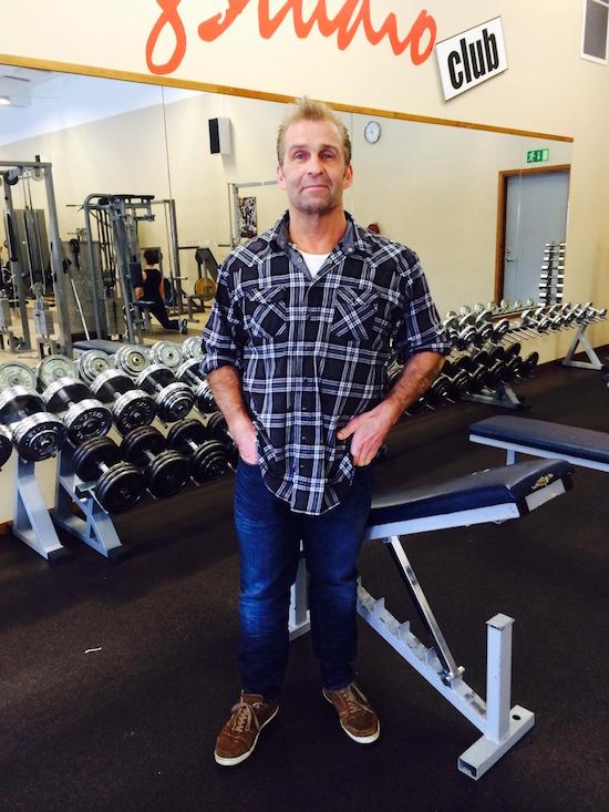 Mats Kardell Tranås gym bodybuilding bodybuilder idag död vad gör