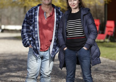 Mats och Katarina_Foto: Kalle Rimling